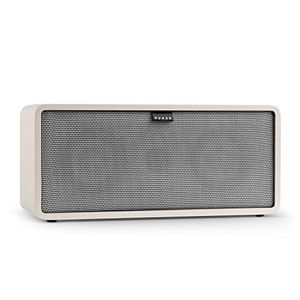 numan retrospective 1979 c • center lautsprecher • center speaker • center box • hifi lautsprecher • 2 wege lautsprecher • integrierte schallführung • graue lautsprecherabdeckung • weiß