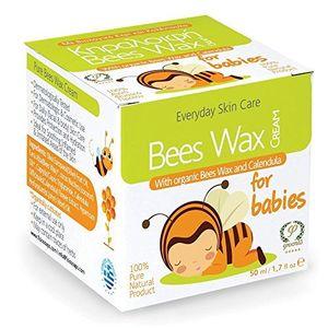 ofertas para - crema pañal hidratante para bebés con cera de abejas orgánica aceite de oliva virgen extra aceite de coco orgánico caléndula orgánica y aceite de hierba protege y cuida las causas del sarpullido del pañal ideal para toda la familia