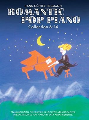 deals for - romantic pop piano collection 6 14 klavier leicht für klavier songbook für klavier