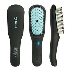ofertas para - apalus cepillo masajeador para el cuero cabelludo vibratorio eléctrico cepillo para el pelo iónico tratamientos para un cuero cabelludo perfecto cepillo desenredante para el pelo