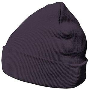 deals for - dondon wintermütze mütze warm klassisches design modern und weich grau lila