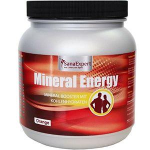 Buy SanaExpert Mineral Energy, bebida isotónica para deportistas, vitaminas, minerales y electrolitos, 1100 g día Ventajas Desventajas Padres