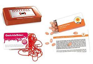 Angebote für -yagma sei stark gib mir kraft notfallpaket kopfhochpillen geduldsfäden notfallschokolade