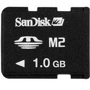 deals for - sandisk memorystick micro m2 1gb bulk