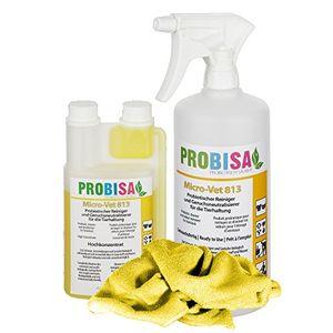 Cheap Neutralizadores de olor spray (Probisa Micro-Vet 813) de la orina del gato, perro y los roedores olores - y bio limpiador concentrado 500ml rendimiento 25 litros listos para usar asesino de olor / Removedor de olor ofertas de hoy