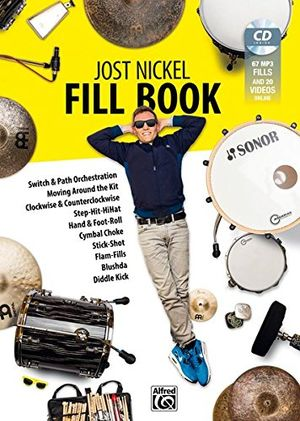 Angebote für -jost nickel fill book switch path orchestration moving around the kit clockwise counterclockwise step hit hihat hand foot roll cymbal choke stick shot flam fills blushda diddle kick