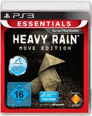 heavy rain essentials playstation 3