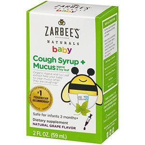 ofertas para - bebé jarabe de la tos moco reductor sabor a uva natural 2 fl oz zarbee de