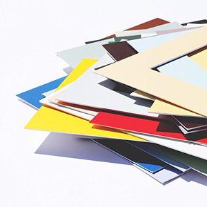 Angebote für -passepartout premium museumsqualität 34 farben in allen größen reinweiß farbe außen 30x40für bildgröße 20x30