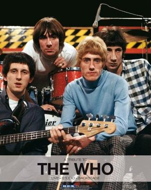 photos of A Tribute To The Who: Fotografien, Live, Studio Und Backstage Bewertung Kaufen   model Book