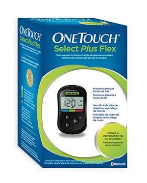 ofertas para - one touch select plus flex medidor de glucosa