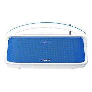 photos of BLAUPUNKT BT 55 BL Stereo Bluetooth Boombox Mit UKW Radio (30 Watt, USB Lader, Lithium Ion Akku) Für MP3 Blau Handbuch Kaufen   model Speakers
