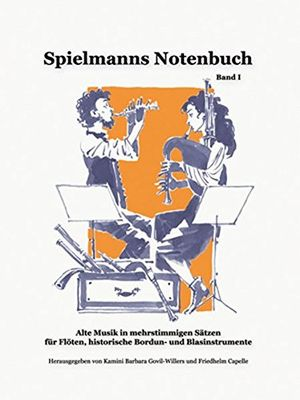 Hot spielmanns notenbuch band 1