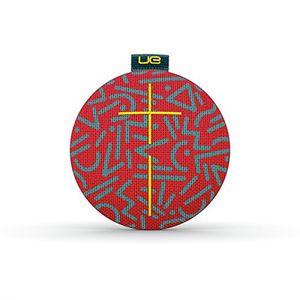 photos of UE ROLL Lautsprecher (Bluetooth, Wasserdicht, Schlagfest) Rot Pro Cons Kaufen   model Speakers
