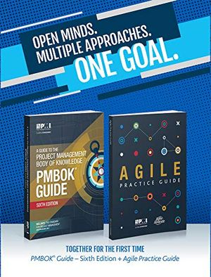 Angebote für -a guide to the project management body of knowledge pmbok guide sixth editionagile practice guide bundle