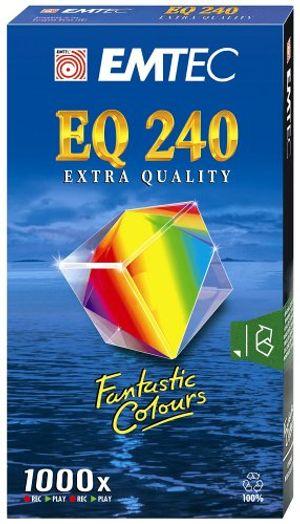 Angebote für -emtec vhs 240 eq vhs videokassette