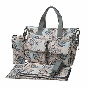 Top ECOSUSI Deluxe Designer Changing Tote Bags Mummy Handbags Mejor compra