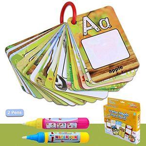 Angebote für -wasser zeichnung doodle enthüllung 26 englische buchstaben mit 2 wasser stiftetolles geschenk für kinders