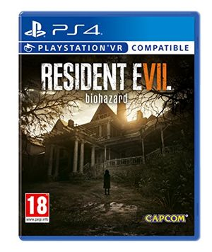 Review for resident evil 7 biohazard vr compatible ps4