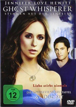 Angebote für -ghost whisperer die komplette vierte staffel 6 dvds