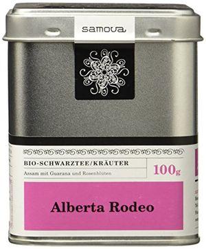 samova alberta rodeo schwarzteekräuter 100g 1er pack 1 x 100 g