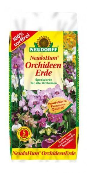 neudohum orchideenerde 5l
