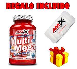 ofertas para - amix multi mega stack 120 caps