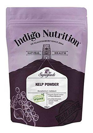 deals for - indigo herbs kelp seetang pulver 250g