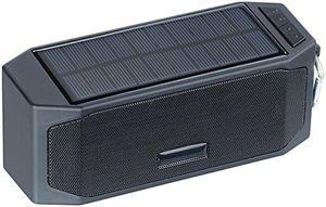 Angebote für -auvisio solarpowerbank solar lautsprecher mit bluetooth 30 freisprecher powerbank 12 watt solar powerbank mit musikplayer