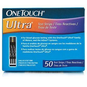 Barato One Touch Ultra - Tiras reactivas 50 unidades día Ventajas Desventajas Padres