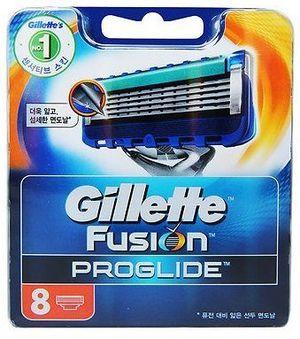 ofertas para - gillette fusion proglide recambios para cuchillas de afeitar manuales testados dermatológicamente 8 unidades