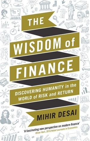 Top the wisdom of finance discovery humanity in the world of risk and return