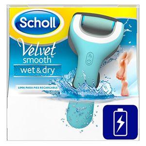Comprar Scholl Lima Electrónica para Pies Velvet Smooth Wet&Dry día Ventajas Desventajas Padres