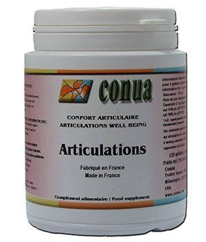Complejo GLUCOSAMINA + CONDROITINA + REINA DE LOS PRADOS + GLUCONATO DE COBRE + MANGANESO GLUCOMATE Ayuda a los Articulaciones y Cartílagos artritis 120 cápsulas ARTICULATION Con Descuento