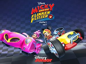 deals for - micky und die flinken flitzer staffel 1 vol 1