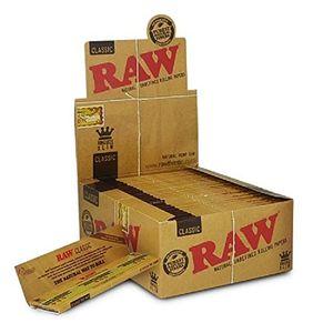 ofertas para - raw papel de liar clásico grande 50 unidades