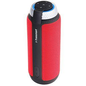 Review for bluetooth lautsprecher tronsmart 25 watt tragbare lautsprecher 360° surround sound 15 stunden spielzeit kabelloser lautsprecher mit kraftvollem bass für iphone ipad samsung nexus rot