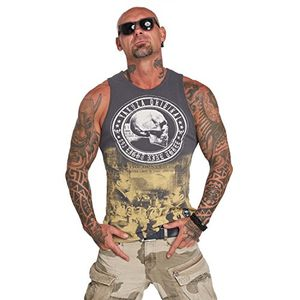 deals for - yakuza original herren italian job tank top t shirt