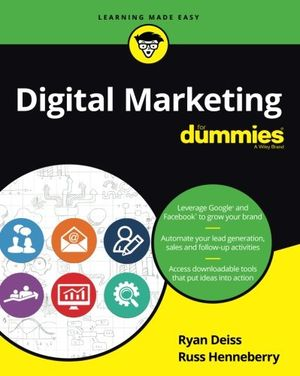 Review for digital marketing for dummies for dummies business personal finance