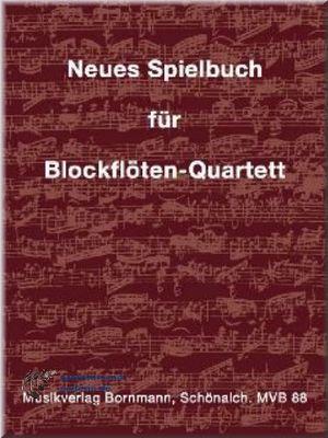 Angebote für -neues spielbuch für blockflöten quartett satb blockflöte quartett noten musiknoten