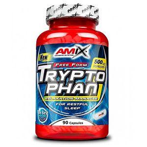 Amix L-Tryptophan 1000Mg Aminoácido - 10 gr__8594159536555 ofertas especiales