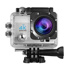 Angebote für -leshp 4k action kamera 1080p 12mp full hd wifi sport kamera 1050 mah wasserdicht helmkamera 170 ° weitwinkel mit zubehör kits