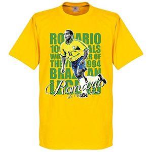 Buy romario legend t shirt gelb xs
