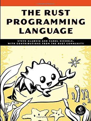 Hot the rust programming language manga guide