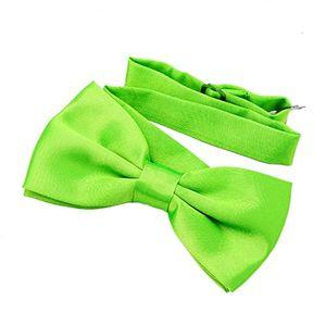 dondon edle neongrüne fliege bzw schleife mit haken bereits gebunden und verstellbar