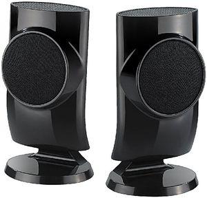 deals for - auvisio stereo usb lautsprecher designer aktiv lautsprecher mit usb stromversorgung 12 watt usb lautsprecherboxen