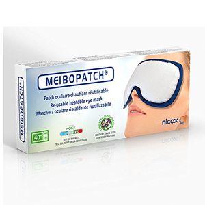 ofertas para - meibopatch reutilizable se puede calentar en ojo máscara con tira de prueba de temperatura