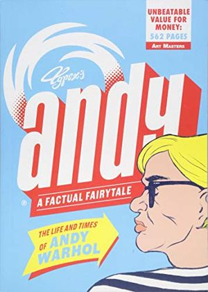 deals for - andy the life and times of andy warhol art masters