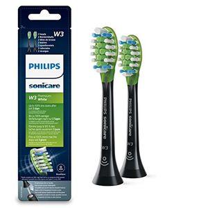 Philips Sonicare HX9062/33 - Pack de dos cabezales blanqueamiento con tecnología RFID para Diamond Clean Smart, color negro guía del comprador