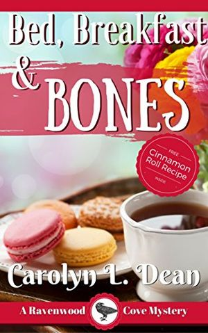 Hot bed breakfast and bones a ravenwood cove cozy mystery english edition